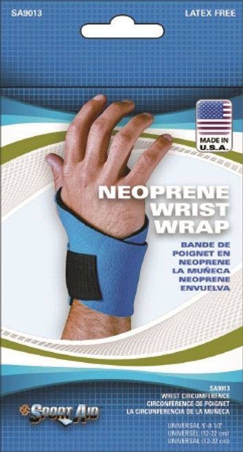 Scott Specialties Sport-Aid Wrist Wrap
