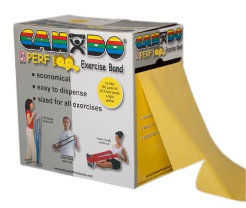 cando latex free exercise band