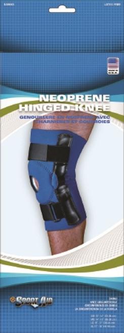 Scott Specialties Sport-Aid Hinged Knee Support