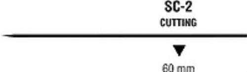 Covidien Monosof Suture with Needle 3