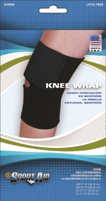 Scott Specialties Sport-Aid Knee Sleeve 3
