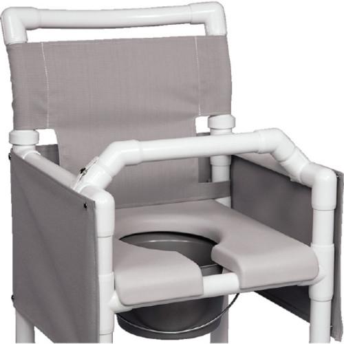 IPU Oversize Shower Chair Lap Bar