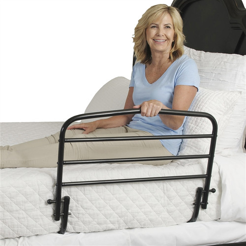 """30"""" Pivoting Safety Bed Rail"""