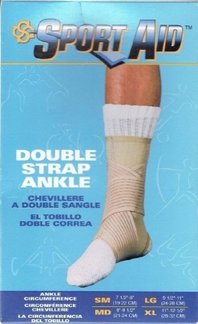 Scott Specialties Spandex Ankle Support