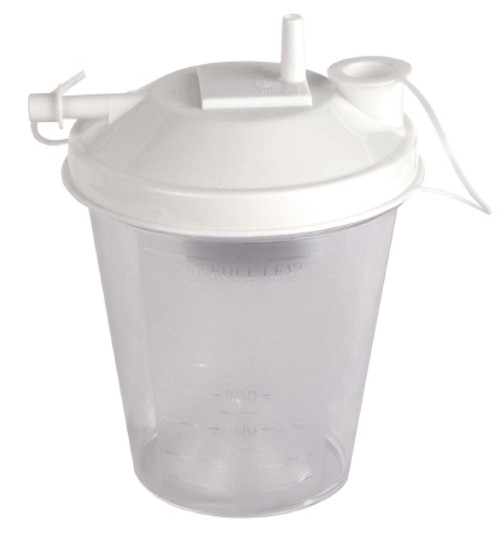 Allied Healthcare Schuco Suction Canister
