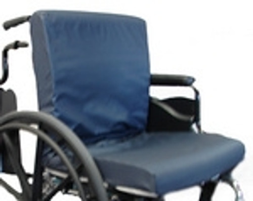 Short-Wave Wheelchair Seat and Back Cushion