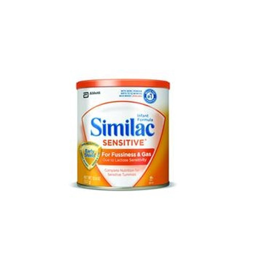 similac sensitive early shield powder