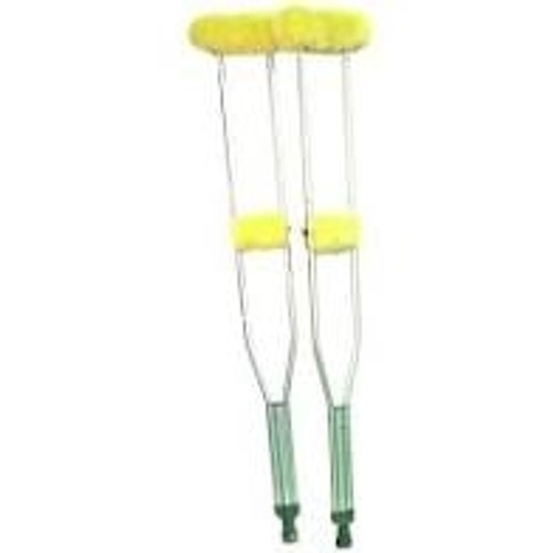 Sheepskin Crutch Accessory Kit
