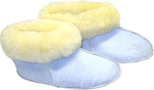 Sheepskin Medical Slippers