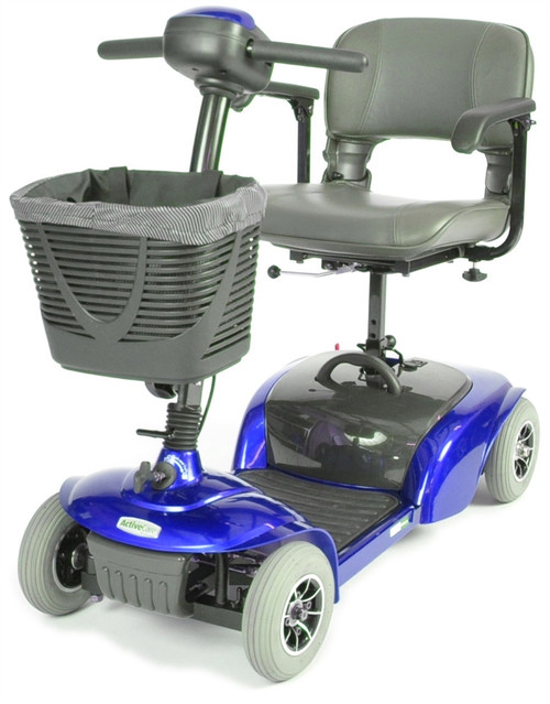 Spitfire Travel 4-Wheel Power Scooter