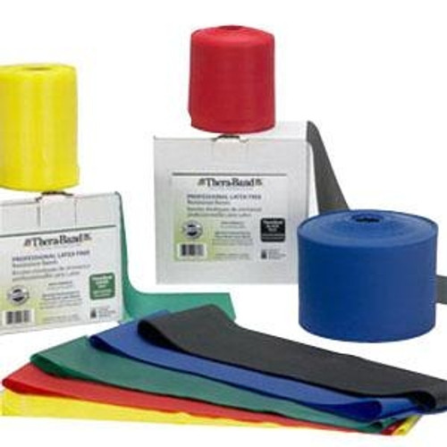 Thera-Band Professional Latex-Free Resistance Band