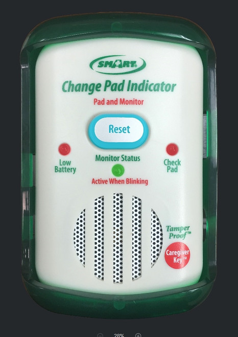 Smart Caregiver Change Pad Indicator Patient Alarm