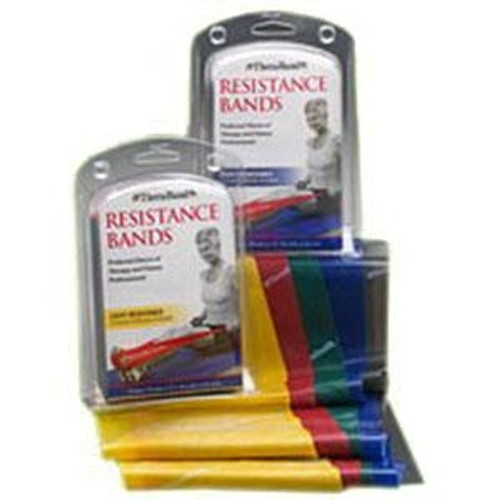 Thera-Band Professional Resistance Band Multi-Band Pack
