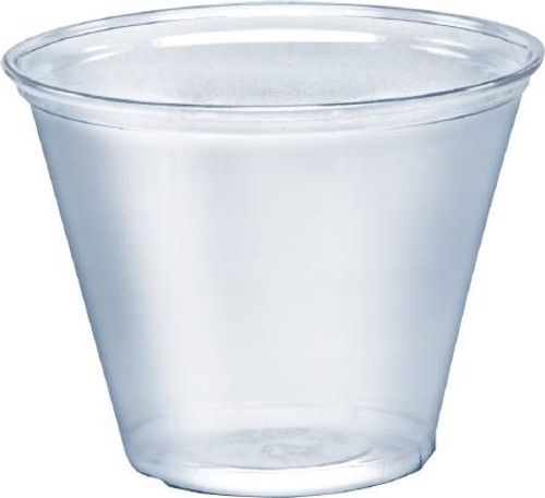 Solo Ultra Clear Drinking Cup, 9 oz.