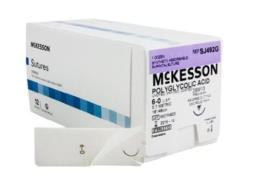 McKesson Suture with Needle 14