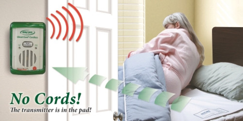 Smart Caregiver Cordless Alarm System