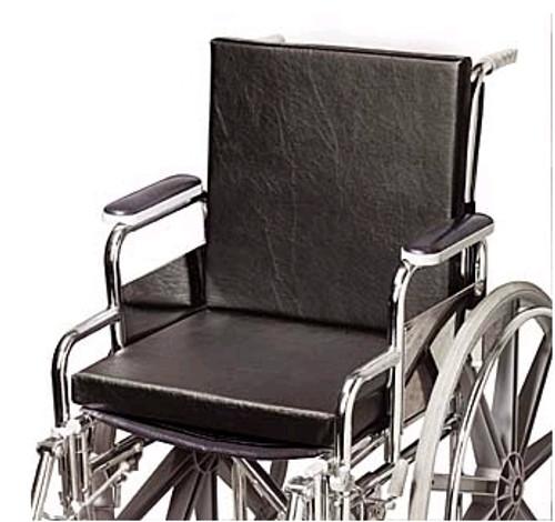 "Blue Chip Medical Seat Cushion, 18"" x 16"" x 2"""