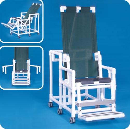 Easy-Tilt Shower Chair