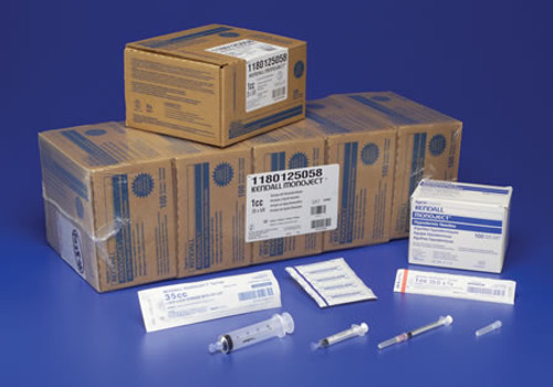 SoftPack Hypodermic Needles with Poly Hub