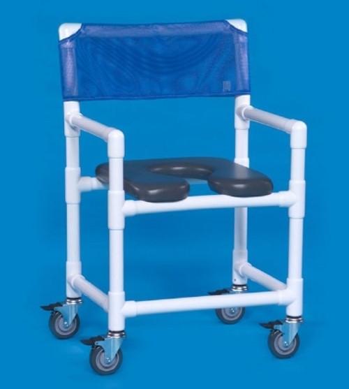 IPU Oversize Commode / Shower Chair