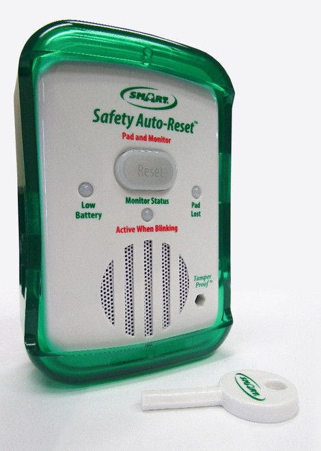 Smart Caregiver Safety Auto-Reset Alarm System