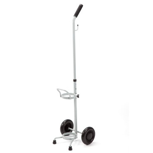 cart for d & e oxygen cylinders