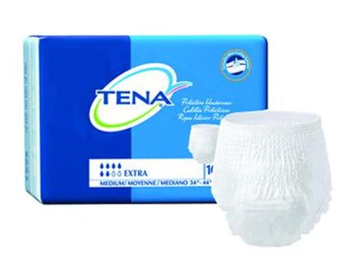 TENA Protective Underwear, Extra Absorbency