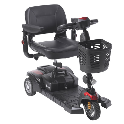 Scout DST 3-Wheel Travel Scooter -SCOUTDST3