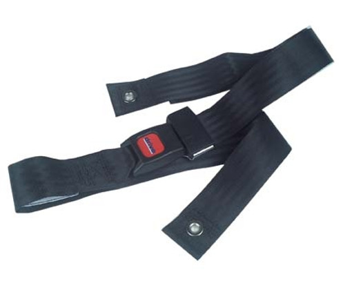 Auto and Velcro Closure Style Wheelchair Seat Belts