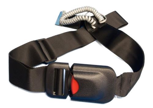 """Easy Release Seat Belt (adjustable belt: 20"""" to 54"""") - 1 year warranty"""