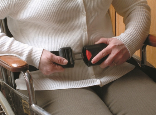 Smart Caregiver Seat Belt 1
