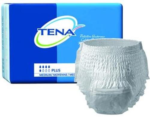 tena protective underwear, plus absorbency