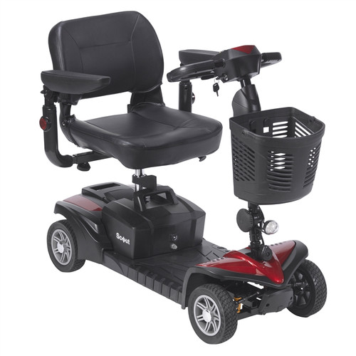Scout DST 4-Wheel Travel Scooter - SCOUTDST4