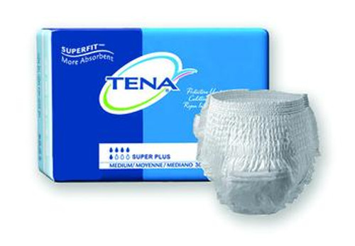 Tena Protective Underwear, Super Plus Absorbency