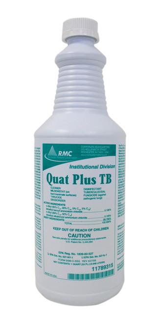 plus tb quaternary disinfectants