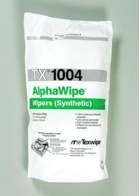 """AlphaWipe Wipers - 4"""" x 4"""""""