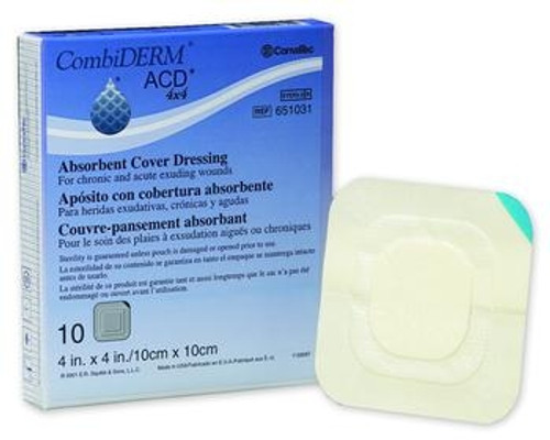combiderm acd sterile dressing