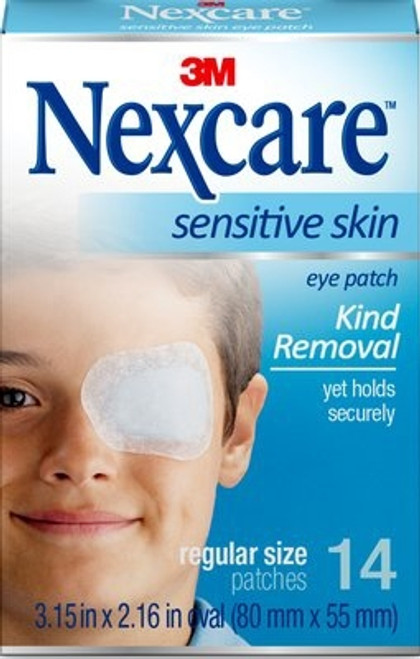Eye Patch Nexcare Regular Adhesive