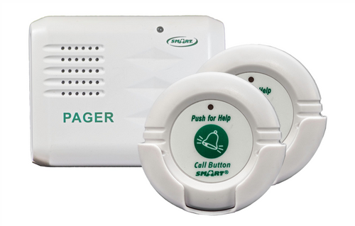 Smart Caregiver Caregiver Paging System