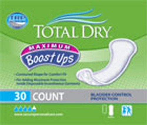 Secure Personal Care Products TotalDry Incontinence Booster Pad