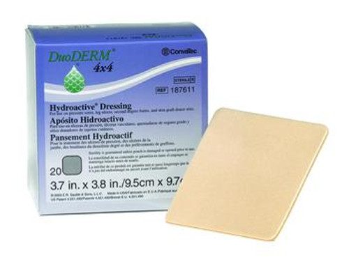 DuoDERM CGF Sterile Dressing - Rectangle