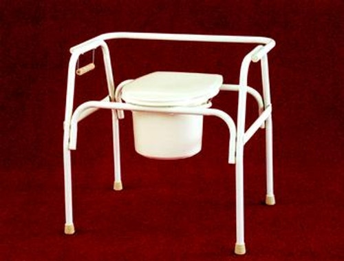 bariatric heavy-duty extra large commode -sp