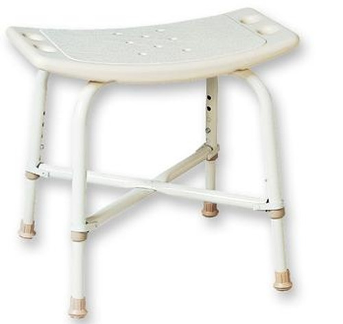 bench bath heavy duty adjustable with out back-sp