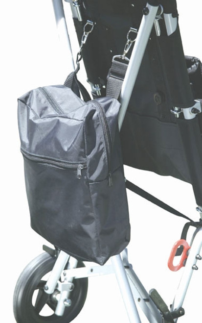 Utility Bag for Wenzelite Trotter Convaid Style Mobility Rehab Stroller