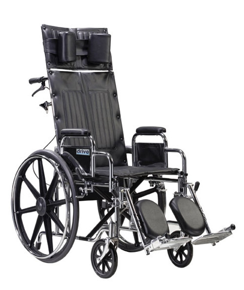 Drive Deluxe Sentra Full Reclining Wheelchair