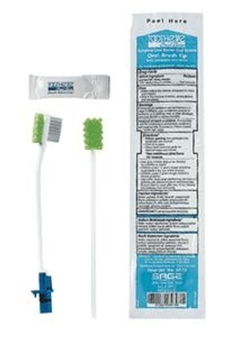 Suction Toothbrush Kit