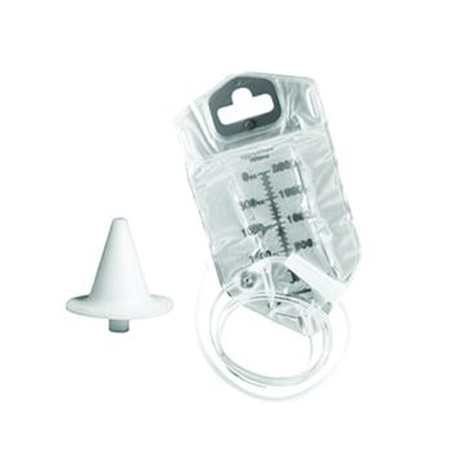 Visi-Flow Irrigator with Stoma Cone