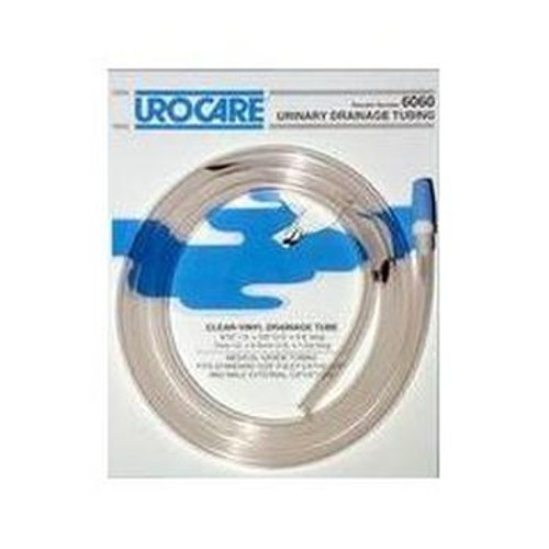 Urocare Clear Vinyl & White Rubber Drainage & Extension Tubing 1