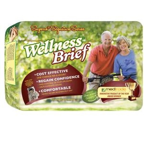 Wellness Briefs Superio Series, X-Large