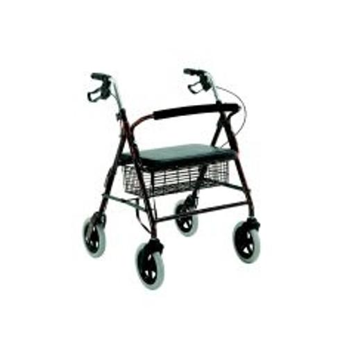 Merits Health Products Bariatric 4 Wheel Rollator